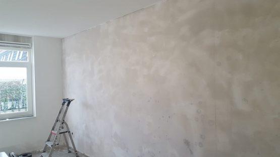Pleisterwerk laten aanbrengen in Bergen op Zoom? Versteeg Behang & Afwerking
