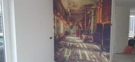 Fotobehang laten aanbrengen? Versteeg Behang en Afwerking Bergen op Zoom