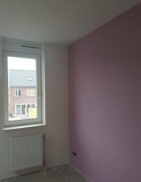 Muren laten Sauzen in Bergen op Zoom? Versteeg Behang & Afwerking
