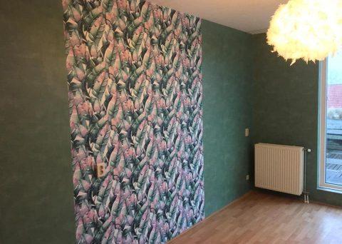Kamer laten behangen in Bergen op Zoom? Versteeg Behang & Afwerking